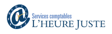 Services comptables L'Heure Juste